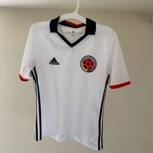 🏷Adidas Colombia 13/14 Youth Home jersey